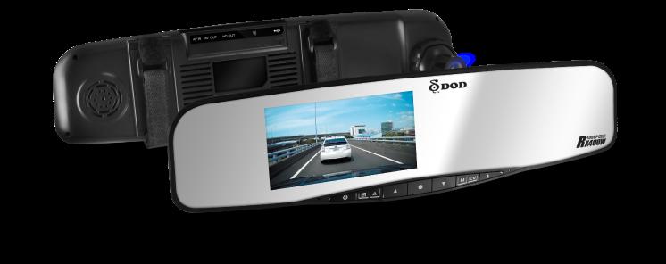 dod rx400w kamera