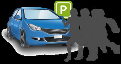 is420w parkovacie monitorovanie