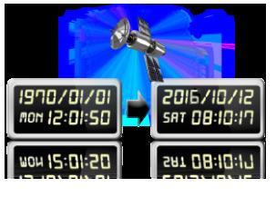 rc500s synchronizacia datumu a casu