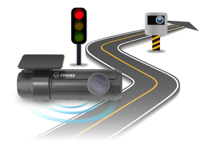 rc500s vcasne upozornenie prikazanej rychlosti