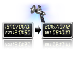 ls475w+  synchronizacia datumu a casu