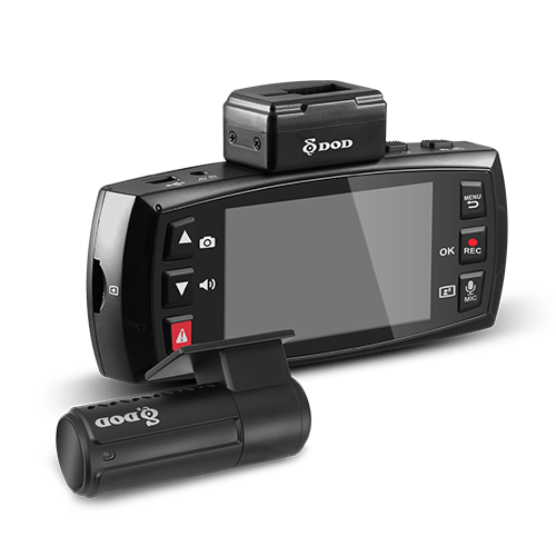 ls500w dual kamera do auta