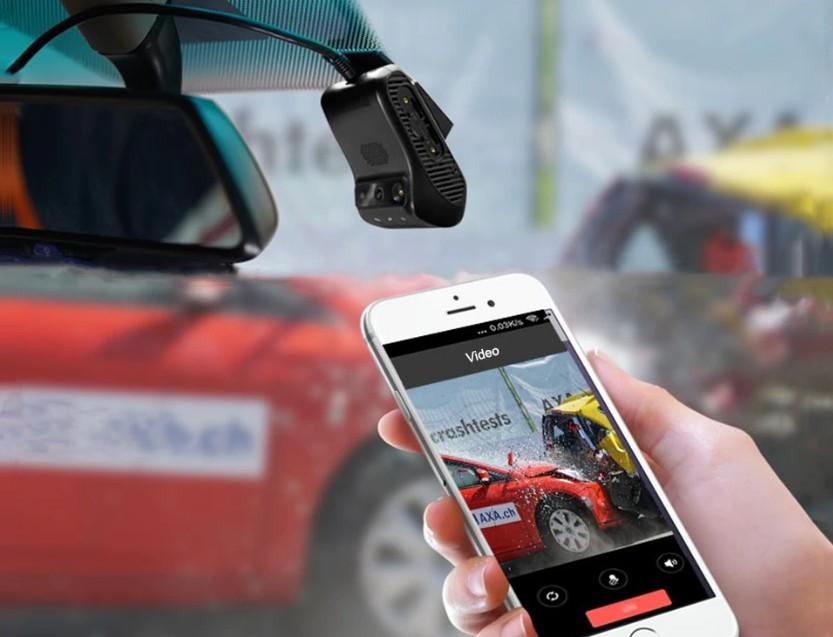 wifi hotspot aplikacia kamera do auta